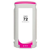 Hewlett Packard HP C9372A (HP 72 magenta) Remanufactured InkJet Cartridge