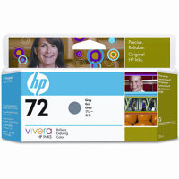 Hewlett Packard HP C9374A (HP 72 Gray) InkJet Cartridge