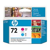 Hewlett Packard HP C9383A (HP 72 Cyan/Magenta Printhead) InkJet Cartridge Printhead