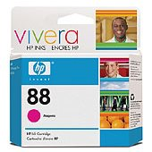 Hewlett Packard HP C9387AN (HP 88 magenta) InkJet Cartridge