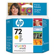 Hewlett Packard HP C9400A (HP 72 Yellow) InkJet Cartridge