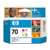 Hewlett Packard HP C9406A ( HP 70 Magenta/Yellow Printhead ) Printhead InkJet Cartridge