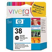 Hewlett Packard HP C9413A (HP 38 Photo Black) InkJet Print Cartridge