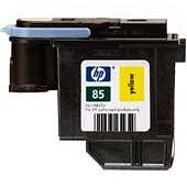 Hewlett Packard HP C9422A (HP 85 85 Yellow Printhead) Printhead InkJet Cartridge