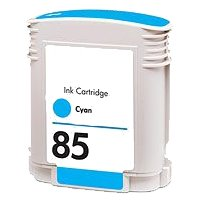 Hewlett Packard HP C9425A (HP 85 Cyan) Remanufactured InkJet Cartridge