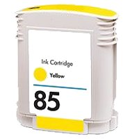 Hewlett Packard HP C9427A (HP 85 Yellow) Remanufactured InkJet Cartridge