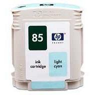Hewlett Packard HP C9428A (HP 85 Light Cyan) InkJet Cartridge