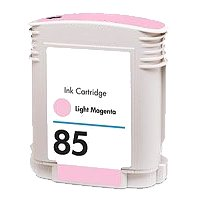 Hewlett Packard HP C9429A (HP 85 Light Magenta) Remanufactured InkJet Cartridge