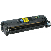 Service Shield Brother C9702A Yellow Replacement Laser Toner Cartridge by Clover Technologies
