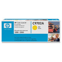 Hewlett Packard HP C9702A Yellow Laser Toner Cartridge