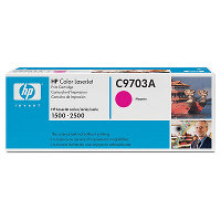 Hewlett Packard HP C9703A Magenta Laser Toner Cartridge