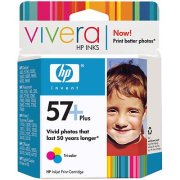 Hewlett Packard HP CB278AN (HP 57 Plus) InkJet Cartridge