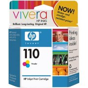 Hewlett Packard HP CB304AN (HP 110) InkJet Cartridge