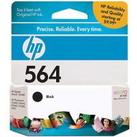Hewlett Packard HP CB316WN (HP 564 Black) InkJet Cartridge