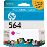 Hewlett Packard HP CB319WN (HP 564 Magenta) InkJet Cartridge