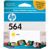 HP 564 Yellow OEM originales Cartucho de tinta