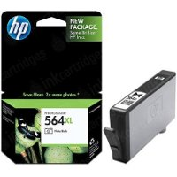 Hewlett Packard HP CB322WN (HP 564XL Photo Black) InkJet Cartridge