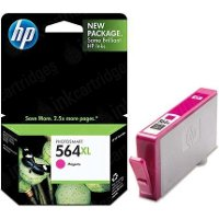 Hewlett Packard HP CB324WN (HP 564XL Magenta) InkJet Cartridge