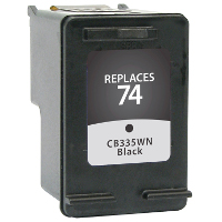 Hewlett Packard HP CB335WN / HP 74 Replacement InkJet Cartridge