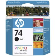 Hewlett Packard HP CB335WN (HP 74) InkJet Cartridge