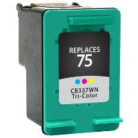 Hewlett Packard HP CB337WN HP 75 Replacement InkJet Cartridge