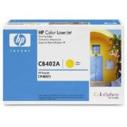 Hewlett Packard HP CB402A Laser Toner Cartridge