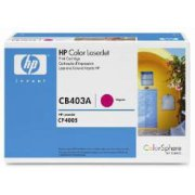 Hewlett Packard HP CB403A Laser Toner Cartridge