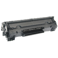 Service Shield Brother CB435A Black Replacement Laser Toner Cartridge by Clover Technologies
