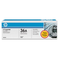 Hewlett Packard HP CB436A (HP 36A) Laser Toner Cartridge