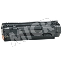 Hewlett Packard HP CB436A (HP 36A) Compatible MICR Laser Toner Cartridge