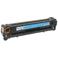 Hewlett Packard HP CB541A Replacement Laser Toner Cartridge