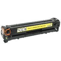 Hewlett Packard HP CB542A Replacement Laser Toner Cartridge