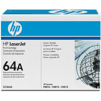 Hewlett Packard HP CC364A (HP 64A) Laser Toner Cartridge