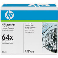 Hewlett Packard HP CC364X (HP 64X) Laser Toner Cartridge