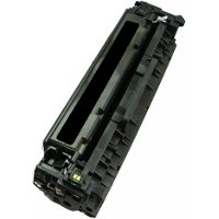 Compatible HP CC530A Black Laser Toner Cartridge