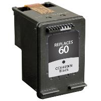 HP 60 Black Genérico Cartucho de tinta