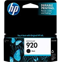 Hewlett Packard HP CD971AN (HP 920) InkJet Cartridge