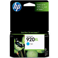 Hewlett Packard HP CD972AN (HP 920XL Cyan) InkJet Cartridge