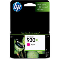Hewlett Packard HP CD973AN (HP 920XL Magenta) InkJet Cartridge