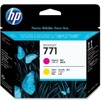 Hewlett Packard HP CE018A (HP 771 Magenta/Yellow) InkJet Printhead