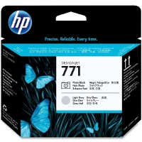 Hewlett Packard HP CE020A (HP 771 Photo Black/Light Gray) InkJet Printhead