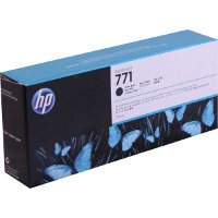 Hewlett Packard HP CE037A (HP 771 Matte Black) InkJet Cartridge