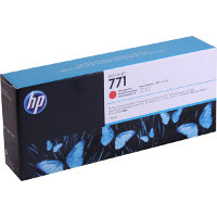 Hewlett Packard HP CE038A (HP 771 Chromatic Red) InkJet Cartridge