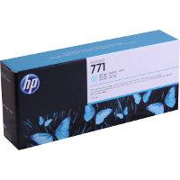 Hewlett Packard HP CE042A (HP 771 Light Cyan) InkJet Cartridge