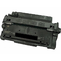 Hewlett Packard HP CE255X (HP 55X) Compatible Laser Toner Cartridge