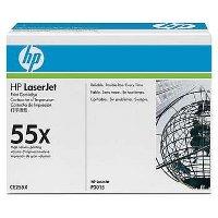 Hewlett Packard HP CE255X (HP 55X) Laser Toner Cartridge