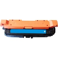 Hewlett Packard HP CE261A (HP 648A cyan) Compatible Laser Toner Cartridge