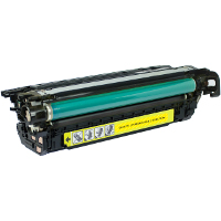 Service Shield Brother CE262A Yellow Replacement Laser Toner Cartridge by Clover Technologies