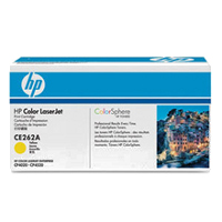 Hewlett Packard HP CE262A (HP 648A yellow) Laser Toner Cartridge