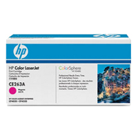 Hewlett Packard HP CE263A (HP 648A magenta) Laser Toner Cartridge